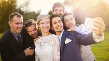 Wedding guest etiquette for social media users