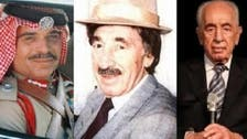 When Peres went in disguise to attend peace talks
