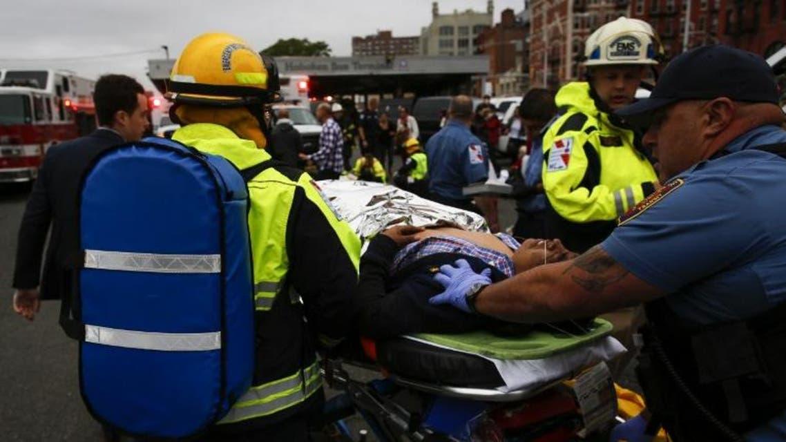 حادث نيو جيرسي