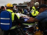 3 قتلى وأكثر من 100 مصاب في تحطم قطار في نيوجيرسي