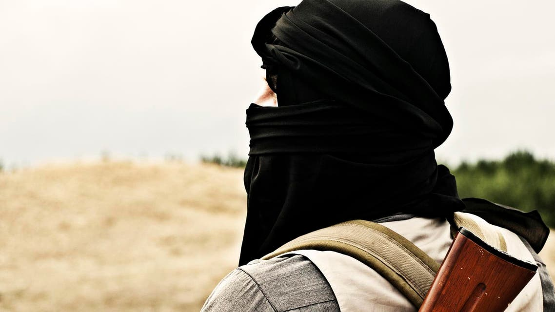 توضيحية سوريا مسلح إرهاب تطرف عنف آي ستوك