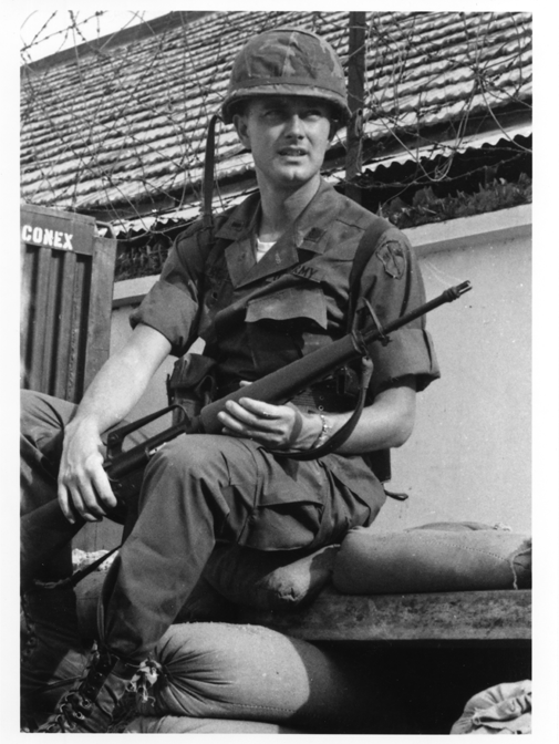 Larry Pressler served in the Vietnam War in the United States army from 1966 to 1968 and then served nearly 21 years in both the US congress and Senate. (via LarryPressler.com)