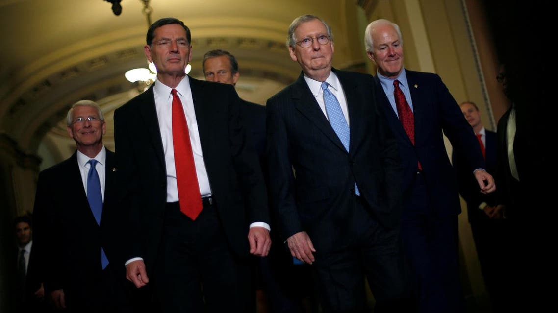A day after a rare overwhelming rejection of a presidential veto the Republican leaders of the Senate and House of Representatives opened the door to fixing the law. (Reuters)