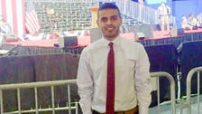 Curiosity takes Saudi student Naif Alkhathran to Clinton campaign