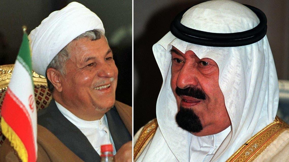king abdullah rafsanjani reuters
