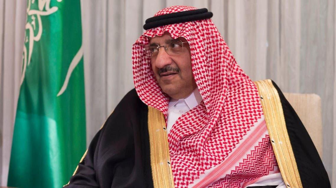 Saudi crown prince mohammed bin nayef (SPA)