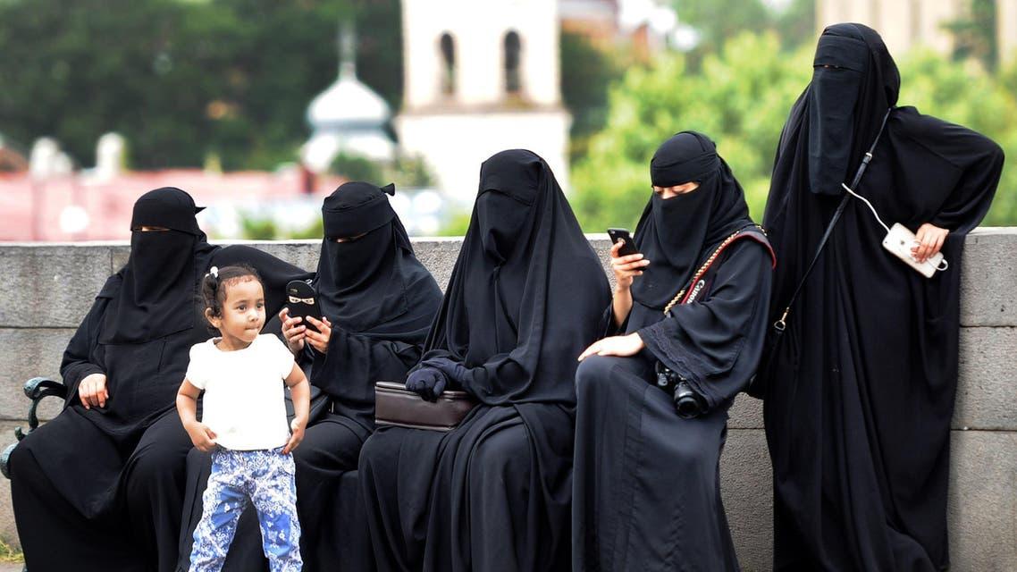 Niqab afp