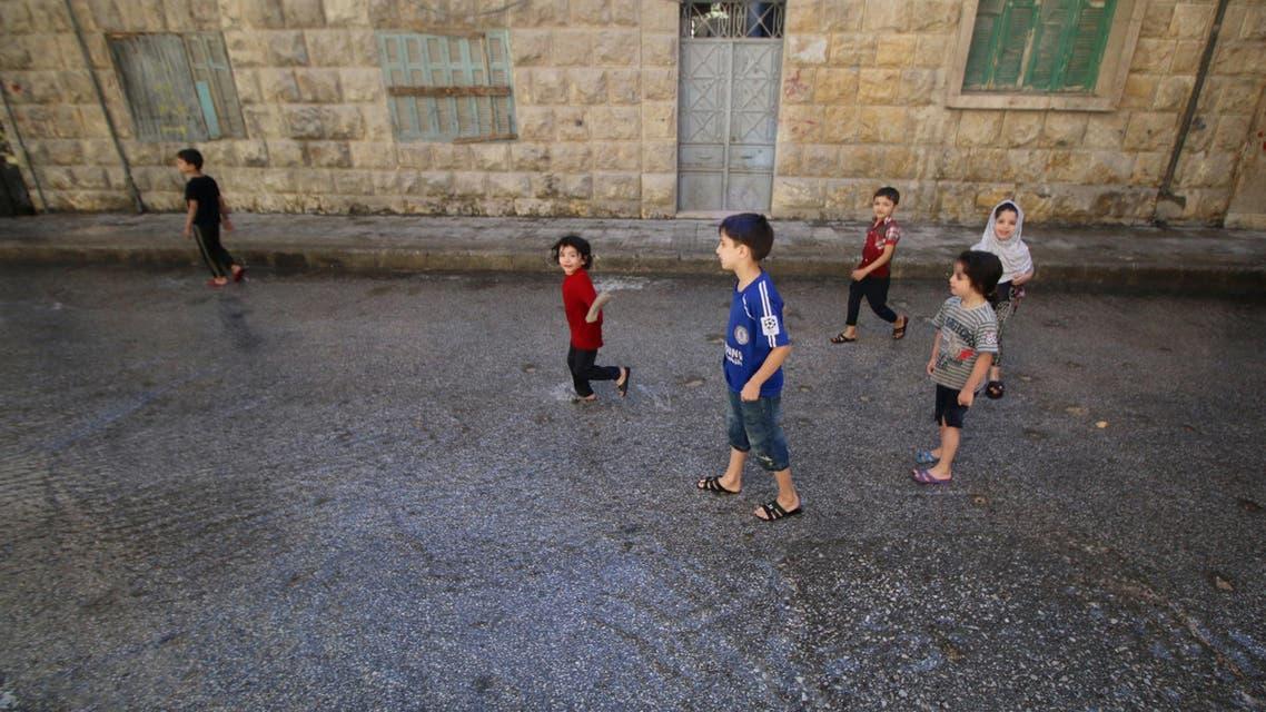 A day in Aleppo