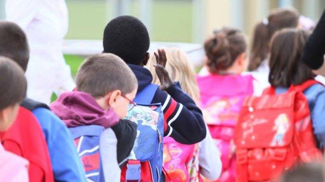 أطفال مدارس