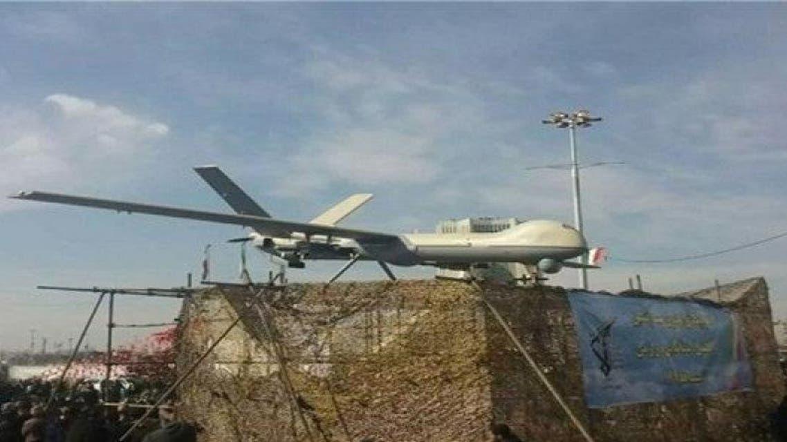 الطائرة الاإيرانية صاعقة