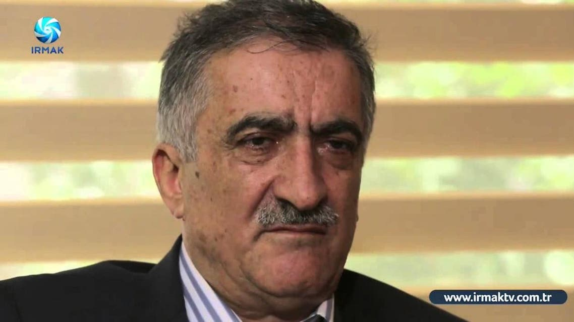 The brother of Fethullah Gulen, Kutbettin who was arrested by Turkish police on Sunday (Photo: Courtesy Twitter)