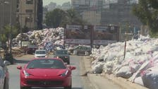 Garbage crisis returns to parts of Lebanon