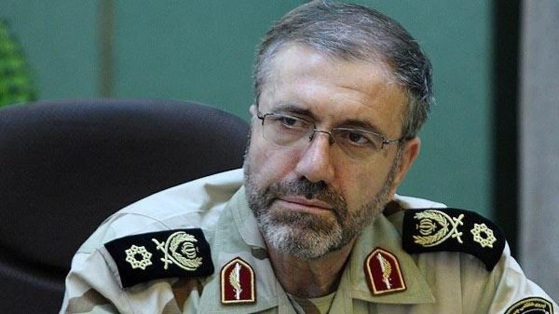 اللواء ذوالفقاري مساعد وزارة الداخلية الايرانية لشؤون الاستخبارات والامن الداخلي
