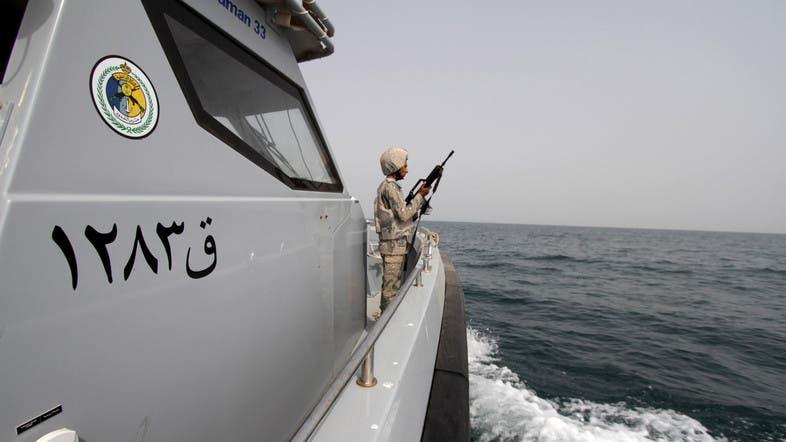 صورة تعبيرية لسفينة حربية سعودية، والتي انضمت لتنظيم الأمن البحرى الدولي | عبر رويترز