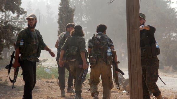 """عناصر من هيئة تحرير الشام """"أرشيفية"""""""