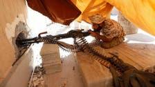 Libyan forces foil ambush, lose eight men in Sirte battle