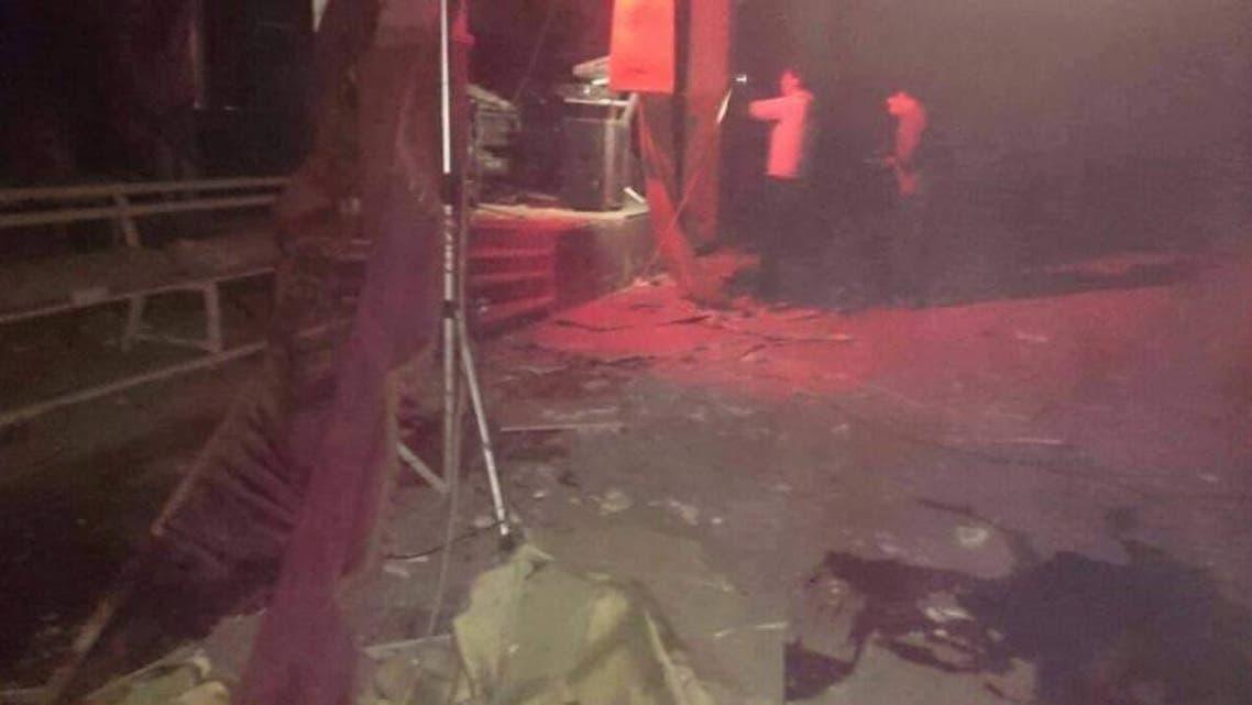 تفجير انتحاري يستهدف زفافا في الحسكة