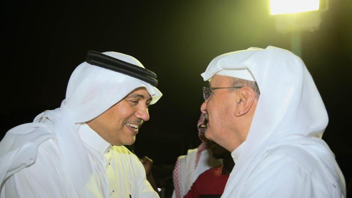 أحمد المرزوقي خالد بن عبدالله