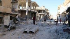روسيا والنظام يوقفان الغارات على حلب اليوم
