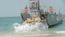 """البحرية السعودية تبدأ مناورات """"درع الخليج 1"""""""