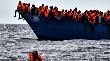 إيطاليا: غرق 12 مهاجرا في البحر الهائج قبالة ساحل ليبيا
