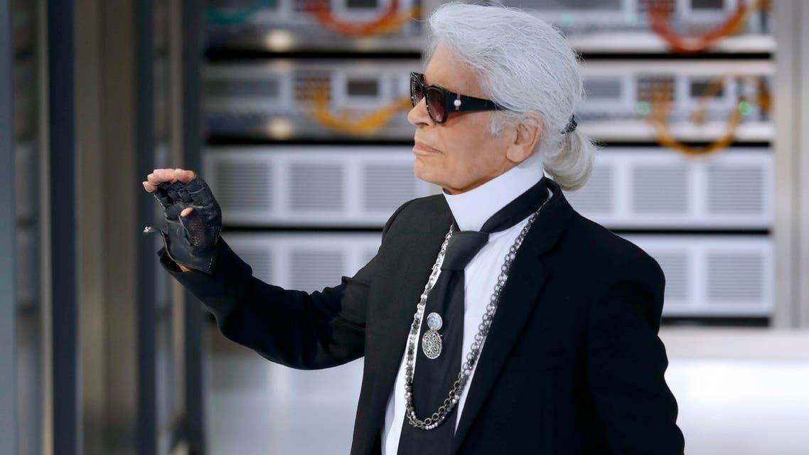 Karl Lagerfeld كارل لاغرفيلد