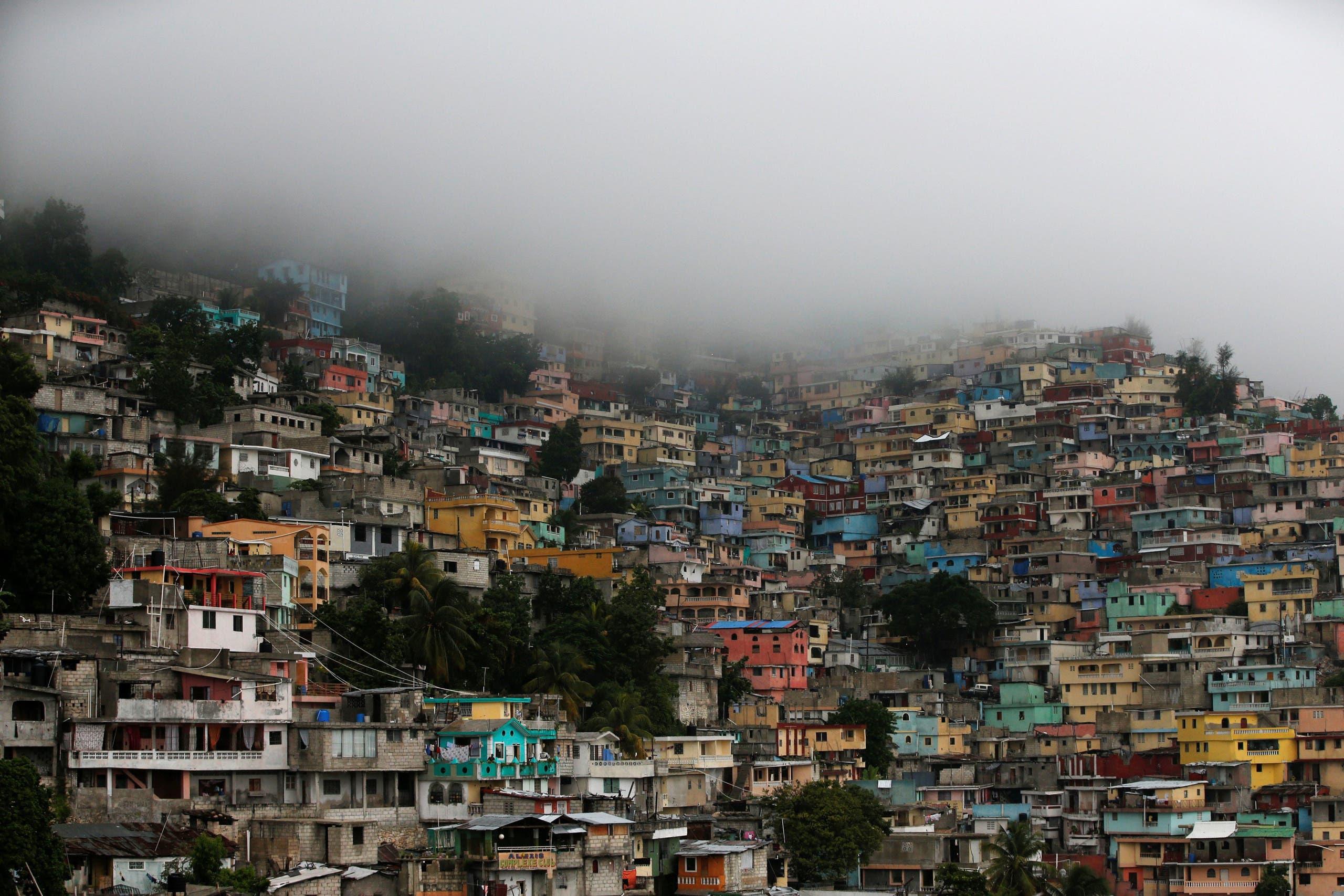 Powerful hurricane Matthew makes landfall in Haiti