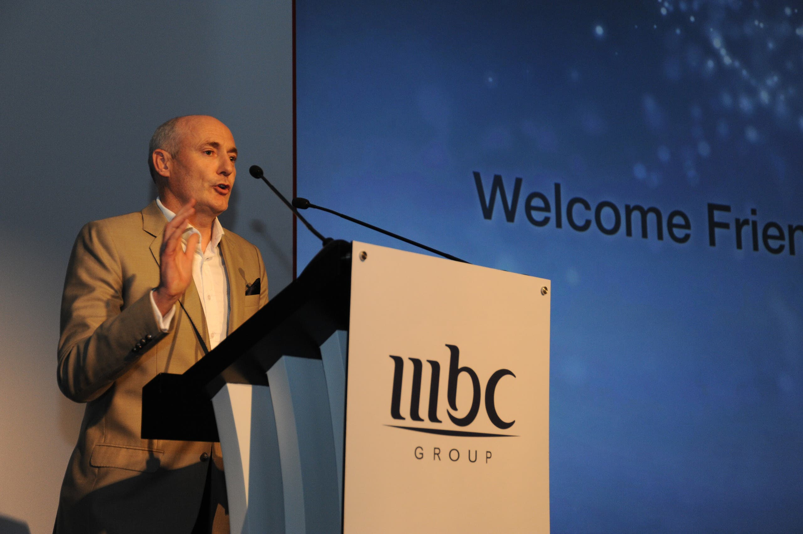Sam Barnett. (Photo courtesy: MBC)