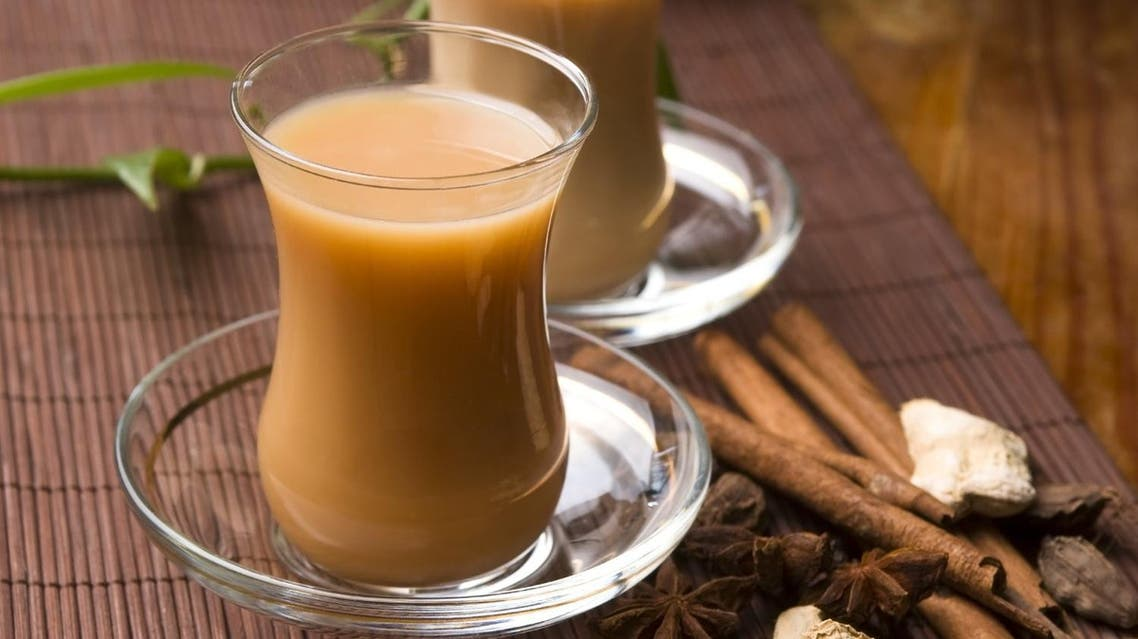 Chai karak is a firm favorite with many citizens and expats living in the GCC, from Dubai to Doha, but where did this karak craze come from? (Shutterstock)