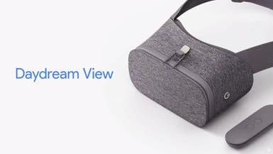 """""""غوغل"""" تكشف عن نظارة الواقع الافتراضي Daydream View"""