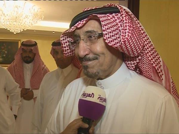 مشعل بن سعود: وضع النصر لا يرضينا