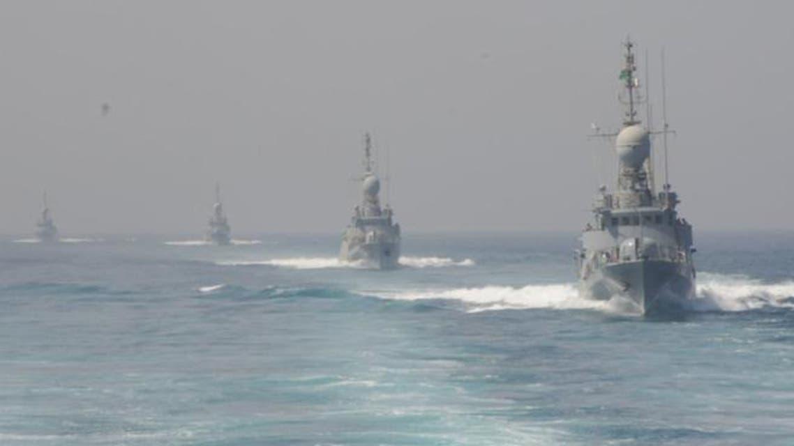 القوة البحرية السعودية
