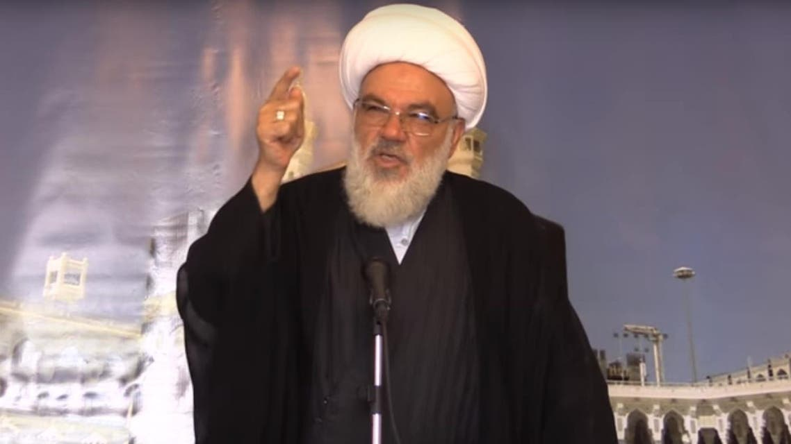 hezbollah video grab