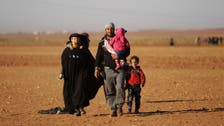 As ISIS is pushed out of Syria, those fleeing militants elsewhere flood in
