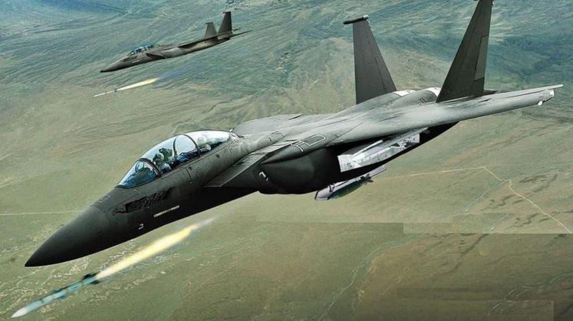 طائرات التحالف الدولي في العراق