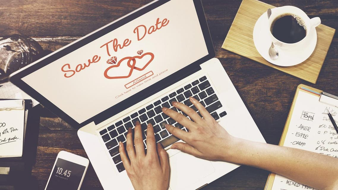 Save the date Cards are the perfect way to announce your wedding dates to your guests, while you are still deciding on the venue. (Shutterstock)