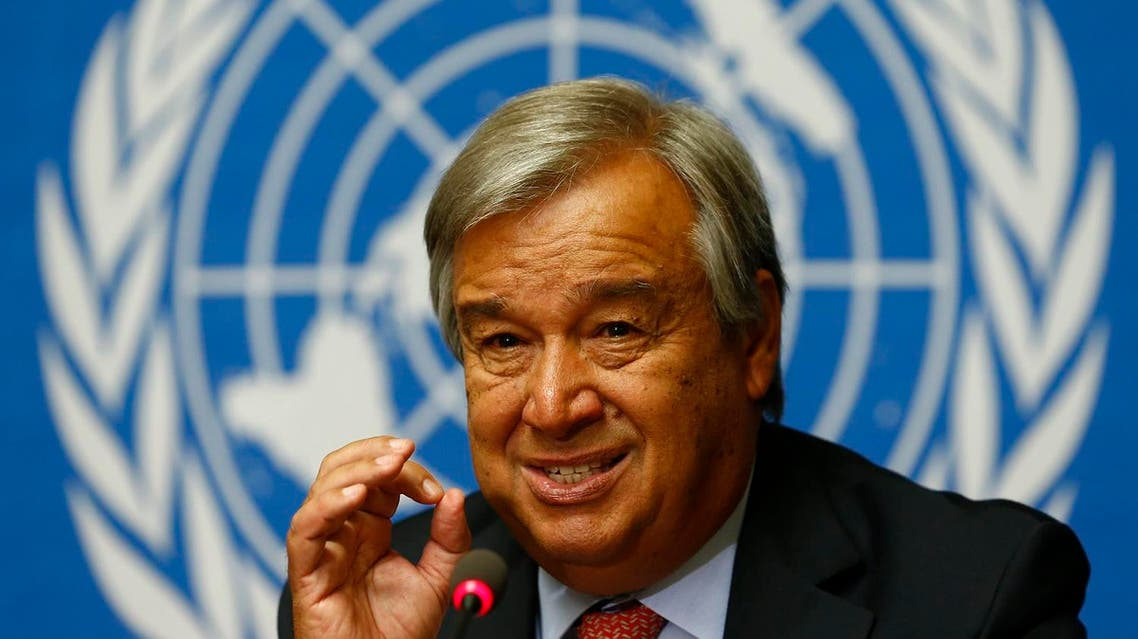 Many observers praise Guterres for his role in championing the rights of refugees worldwide. (Reuters)