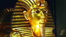 Egypt displays previously unseen King Tutankhamun artifacts