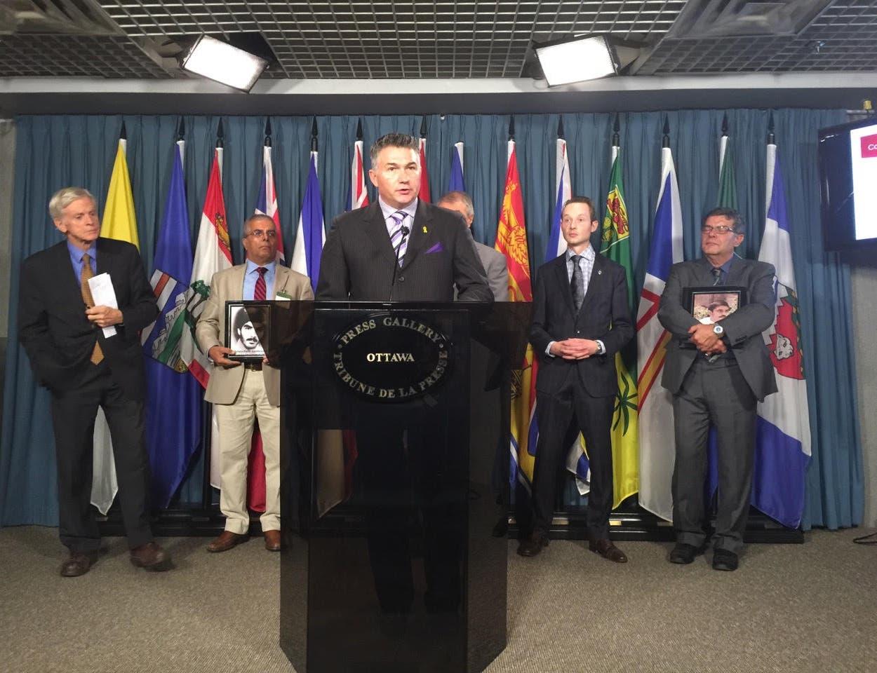 برلمانيون كنديون يطالبون بتحقيق أممي في مجازر إيران 310c063a-5014-440f-8817-109eb002b501