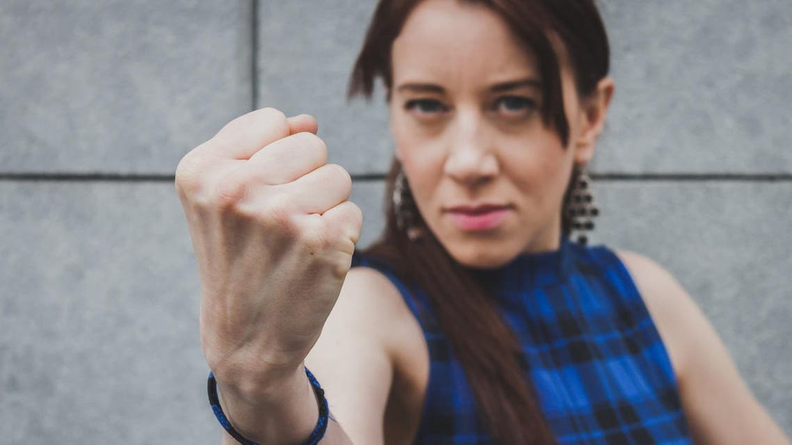 Regardless of strength, size, or previous training, anyone can learn basic self-defense techniques. (Shutterstock)