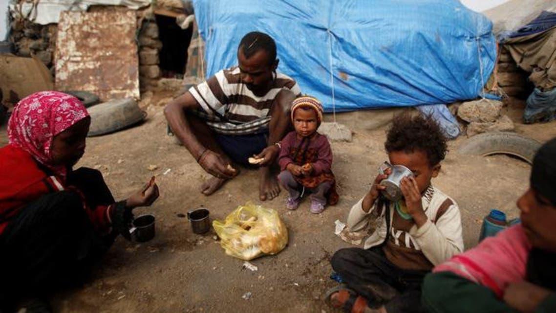 اليمن أزمة المياه والغذاء