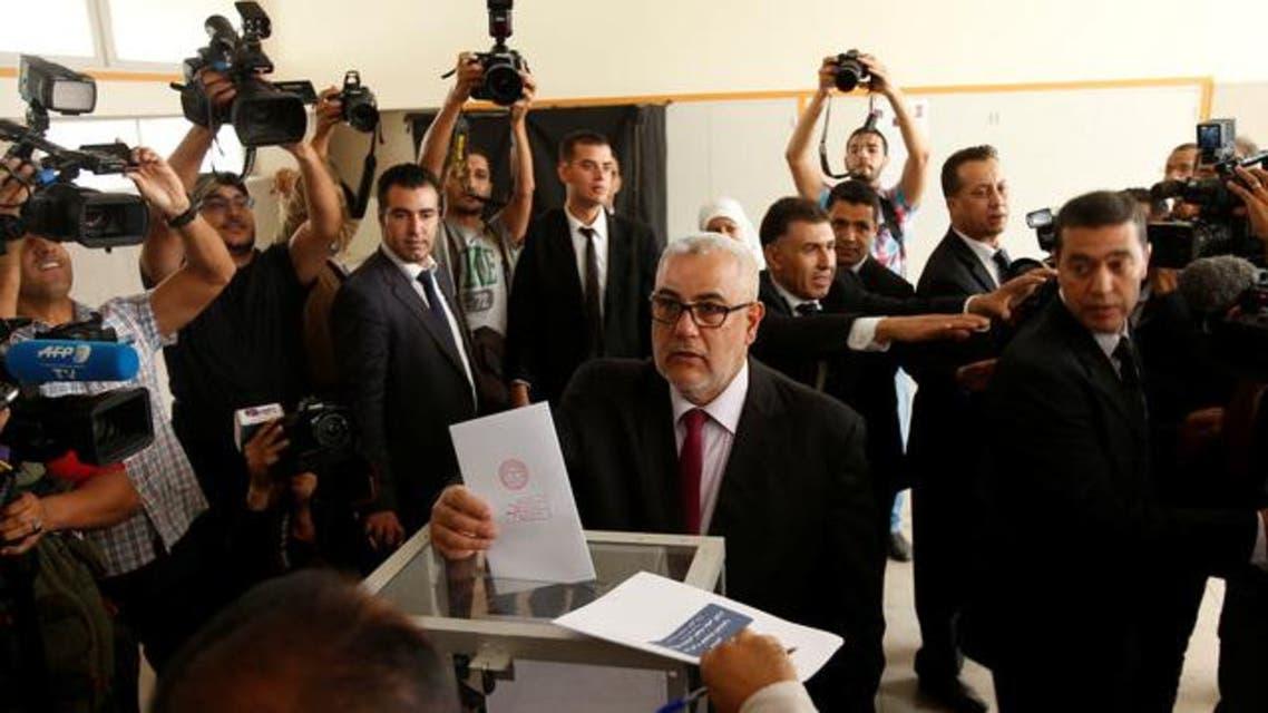المغرب.. العدالة والتنمية يفوز بـ125 مقعدا في البرلمان