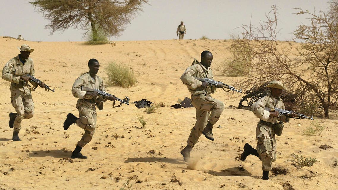 The Sahel is seen as vulnerable to further attacks after strikes on soft targets in Burkina Faso and Ivory Coast. (AP)
