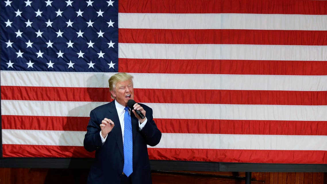 The furor places enormous pressure on Trump to try to tamp down a crisis sure to spill into Sunday night's presidential debate. AP