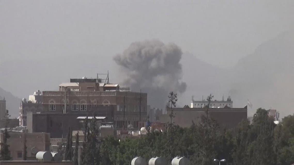 THUMBNAIL_ مقتل القيادي الحوثي أحمد الحربي صهر عبدالملك الحوثي في غارة للتحالف قرب صعدة