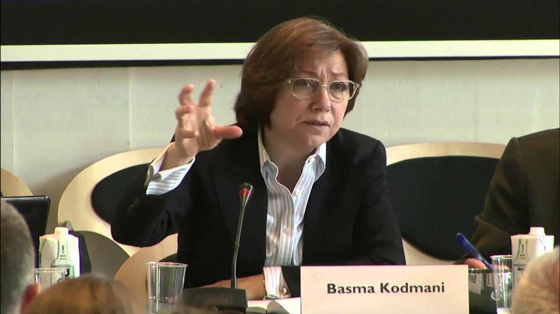 سمه قضماني، عضو وفد الهيئة العليا للمفاوضات السورية 3