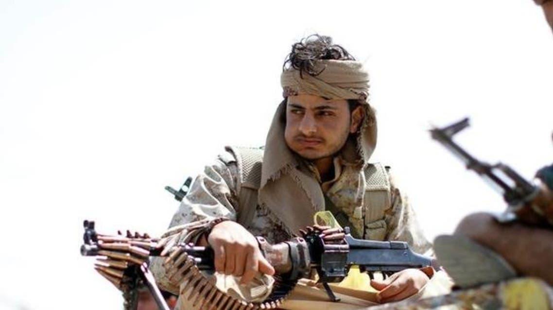 عنصر من ميليشيات الحوثي في صنعاء