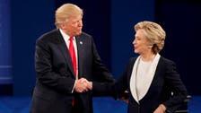 Trump, Clinton tackle Syria crisis in second debate