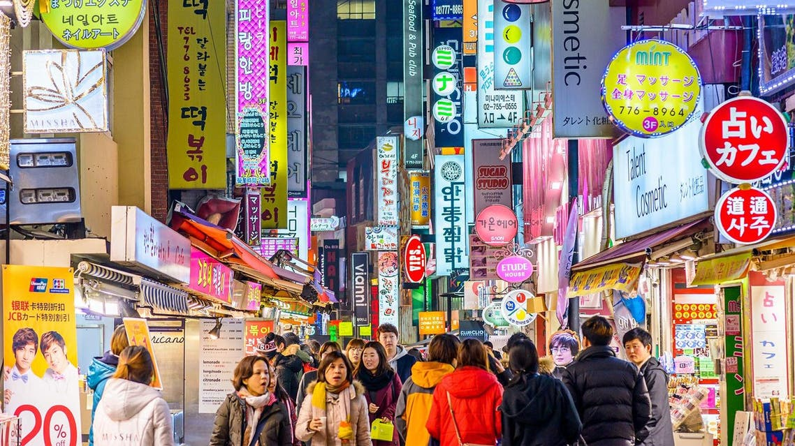 The father of one of the girls who fled to South Korea said his daughter wanted to stay in the country and study there. (Shutterstock)
