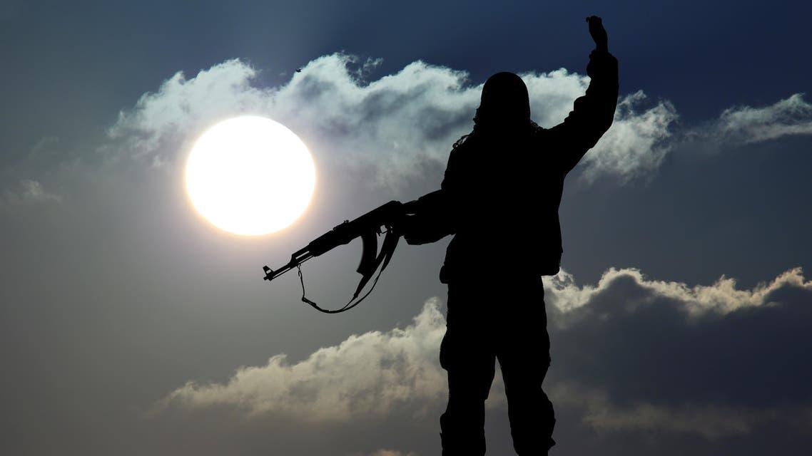 fighters militants terrorism syria shutterstock